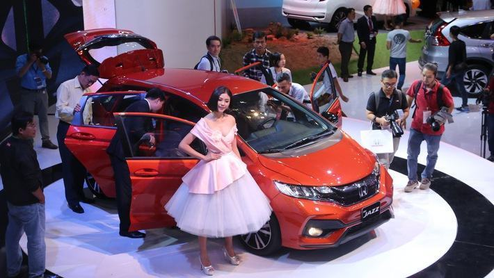 The landing of imported cars ASEAN is about to start